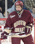 Dan Bertram - The University of Massachusetts-Lowell River Hawks defeated the Boston College Eagles 6-3 on Saturday, February 25, 2006, at the Paul E. Tsongas Arena in Lowell, MA.