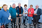Attending the Recovery Haven Celebration of Light Candle Vigil in Ballyheigue on Monday evening.<br /> L to r: Kathleen Moloney, JP Dillane, Noel and Eileen O'Connor, Ann Dillane and Michael Moloney