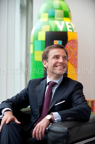 Duvel Moortgat brewery CEO Michel Moortgat (Breendonk, 18/03/2011)