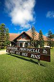 Aérodrome provincial de Moue, Ile des Pins, Nouvelle-Calédonie