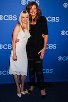 NEW YORK CITY, NY, USA - MAY 14: Anna Faris, Allison Janney at the 2014 CBS Upfront held at Carnegie Hall on May 14, 2014 in New York City, New York, United States. (Photo by Celebrity Monitor)