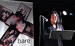 Stafford Arima attending the 'BARE' celebrates National Coming Out Day at the Snapple Theater Center on October 11, 2012 in New York City.