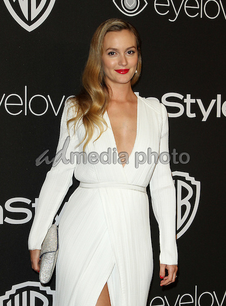 8 January 2017 - Los Angeles, California - Leighton Meester. InStyle & Warner Bros. Pictures Golden Globes After Party 2017 held at the Beverly Hilton Hotel. Photo Credit: AdMedia