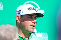 Gary Woodland (USA) during the 2nd round of the Waste Management Phoenix Open, TPC Scottsdale, Scottsdale, Arisona, USA. 01/02/2019.<br /> Picture Fran Caffrey / Golffile.ie<br /> <br /> All photo usage must carry mandatory copyright credit (© Golffile | Fran Caffrey)