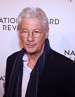 NEW YORK, NEW YORK - JANUARY 08: Richard Gere attends the 2019 National Board Of Review Gala at Cipriani 42nd Street on January 08, 2019 in New York City. <br /> CAP/MPI/IS/JS<br /> &copy;JS/IS/MPI/Capital Pictures
