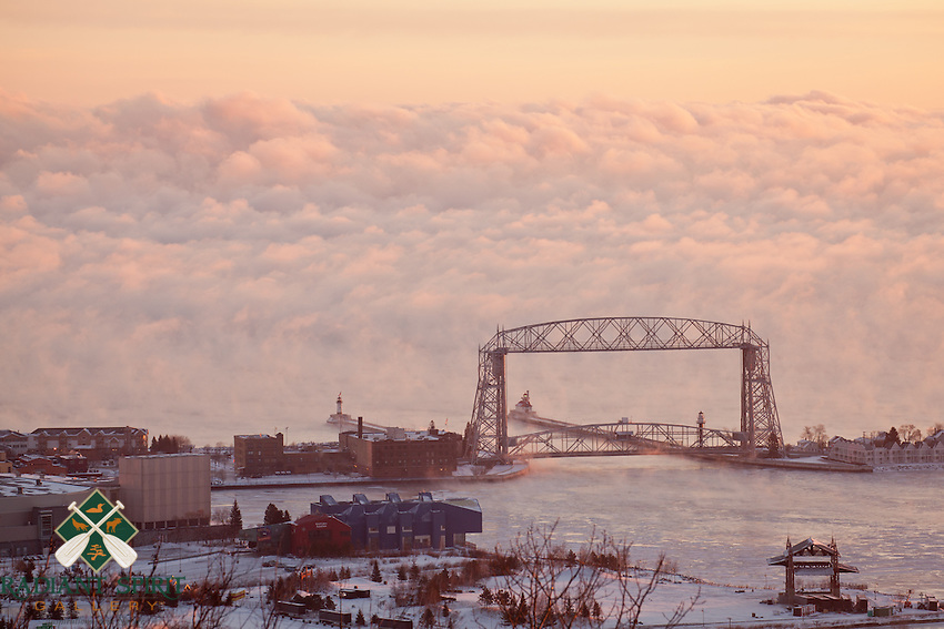 &quot;Lake Superior Steam Devils&quot;<br />