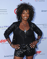 16 July 2016 - Pacific Palisades, California. Vanessa Bell Calloway. Arrivals for HollyRod Foundation's 18th Annual DesignCare Gala held at Private Residence in Pacific Palisades. Photo Credit: Birdie Thompson/AdMedia