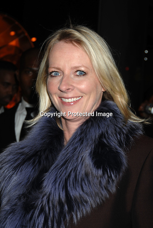 Linda Wells..arriving at the party Louis Vuitton  had for artist Olafur Eliasson on November 9, 2006 at the Louis Vuitton ..Fifth Avenue Maison in New York City. ..Robin Platzer, Twin Images
