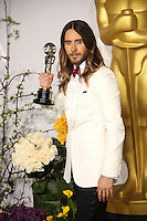 Jared Leto<br />