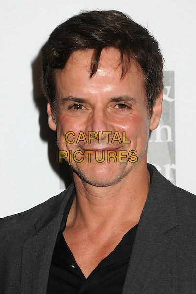 "Christian LeBlanc.LA Gay & Lesbian Center's ""An Evening With Women"" 2013 held at the Beverly Hilton Hotel, Beverly Hills, California, USA, 18th May 2013..portrait headshot grey gray.CAP/ADM/BP.©Byron Purvis/AdMedia/Capital Pictures"