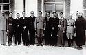 Iran 1938? .First right, Qazi Mohammed .Iran 1938? .1er a droite , Qazi Mohammed