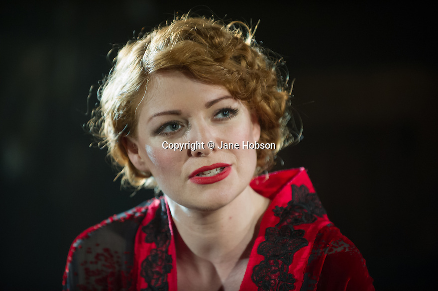 London, UK. 10.07.2012. MACK & MABEL opens at Southwark Playhouse. Picture shows:  Laura Pitt-Pulford (as Mabel). Photo credit: Jane Hobson.