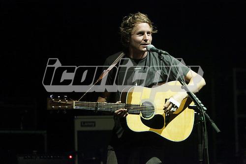 Ben Howard - performing live at the Hammersmith Apollo, in London UK - 12 Jun 2013.  Photo credit: John Rahim/Music Pics Ltd/IconicPix