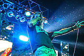 LAMB OF GOD, LIVE, 2016, PAUL JENDRASIAK