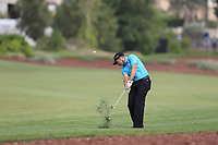 Sergio Garcia (ESP) on the 10th fairway during the 3rd round of the DP World Tour Championship, Jumeirah Golf Estates, Dubai, United Arab Emirates. 17/11/2018<br /> Picture: Golffile | Fran Caffrey<br /> <br /> <br /> All photo usage must carry mandatory copyright credit (&copy; Golffile | Fran Caffrey)