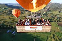 20160214 February 14 Hot Air Balloon Gold Coast