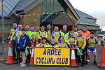 Members of Ardee Cycling Club at the Operation Transformation 10km cycle from Ardee Parish Centre.