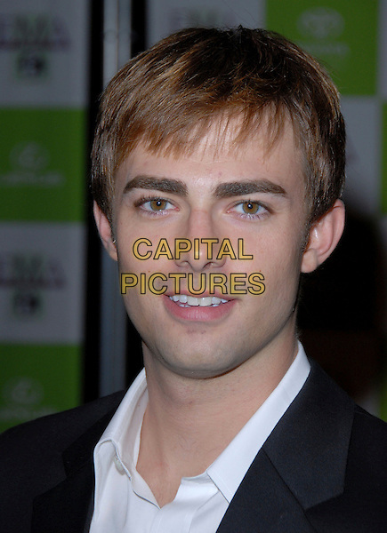 JONATHAN BENNETT.16th Annual Environmental Media Association Awards Gala held at the Wilshire Ebell Theatre,Los Angeles, California, USA..November 8th, 2006.Ref: ADM/CH.headshot portrait .www.capitalpictures.com.sales@capitalpictures.com.©AdMedia/Capital Pictures. *** Local Caption *** ..