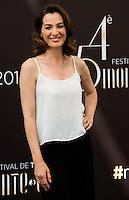 Ayelet Zurer attends Photocall - 54th Monte-Carlo TV Festival - Monaco