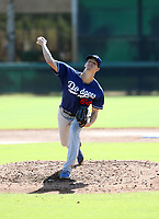 Walker Buehler - 2017 AIL Dodgers (Bill Mitchell)
