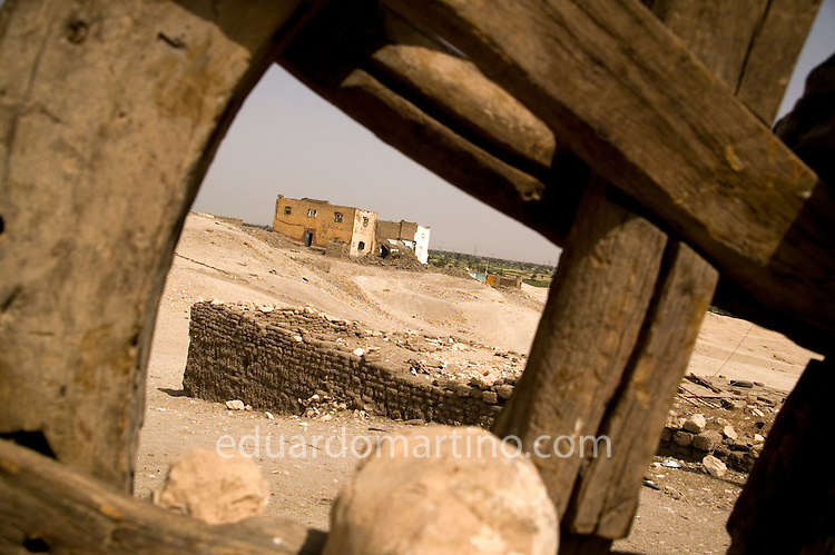 Qurna, Luxor, Egypt..Photo: Eduardo Martino