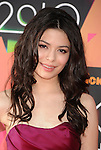 LOS ANGELES, CA. - March 27: Miranda Cosgrove arrives at Nickelodeon's 23rd Annual Kid's Choice Awards at Pauley Pavilion on March 27, 2010 in Los Angeles, California.