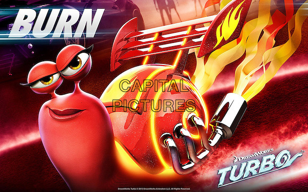 POSTER ART<br /> in Turbo (2013) <br /> *Filmstill - Editorial Use Only*<br /> CAP/NFS<br /> Image supplied by Capital Pictures