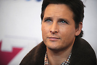 NEW YORK, NY - DECEMBER 07: Peter Facinelli at Z100's Jingle Ball 2012, presented by Aeropostale, at Madison Square Garden on December 7, 2012 in New York City. NortePhoto