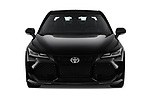Car photography straight front view of a 2019 Toyota Avalon Touring 4 Door Sedan