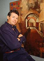 Undated FILE PHOTO, Montreal, Quebec, Canada; <br /> <br /> EXCLUSIVE PHOTO SHOOT of<br /> Charles Sirois, when he was Teleglobe CEO<br /> <br /> (Mandatory Credit: Photo by Sevy - Images Distribution (©) Copyright 2002 by Sevy<br /> <br /> NOTE : scan from 35mm slide