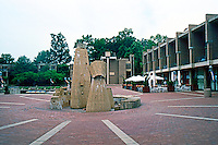 Reston:  Lake Anne Village Plaza, 1965.  Conklin & Rossant, Architects-Planners.