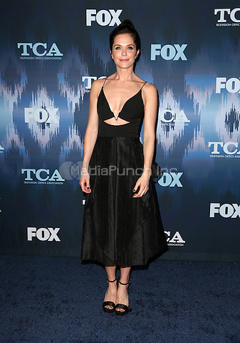 Pasadena, CA - JANUARY 11: Katie Aselton, At 2017 Winter TCA Tour - FOX All-Star Party, At Langham Hotel In California on January 11, 2017. Credit: Faye Sadou/MediaPunch