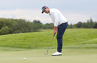 Bjorn Akesson (SWE) goes close to a birdie on the 12th during Round Two of the 100th Open de France, played at Le Golf National, Guyancourt, Paris, France. 01/07/2016. Picture: David Lloyd | Golffile.<br /> <br /> All photos usage must carry mandatory copyright credit (&copy; Golffile | David Lloyd)