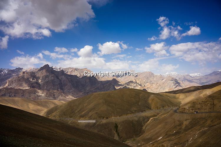The Sringar-Leh Highway