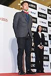 Toshiaki Imae, JANUARY 22, 2015 : Athlete Dresser Award 2015 at Hankyu MEN'S TOKYO in Tokyo, Japan. (Photo by Sho Tamura/AFLO SPORT) [1180]