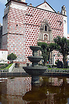 AMECAMECA CATHOLIC CHURCH & FOUNTAIN