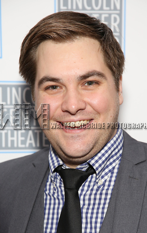 Nate Miller attends the Opening Night After Party for the Lincoln Center Theater Production of 'Junk' on November 2, 2017 at Tavern On The Green in New York City.