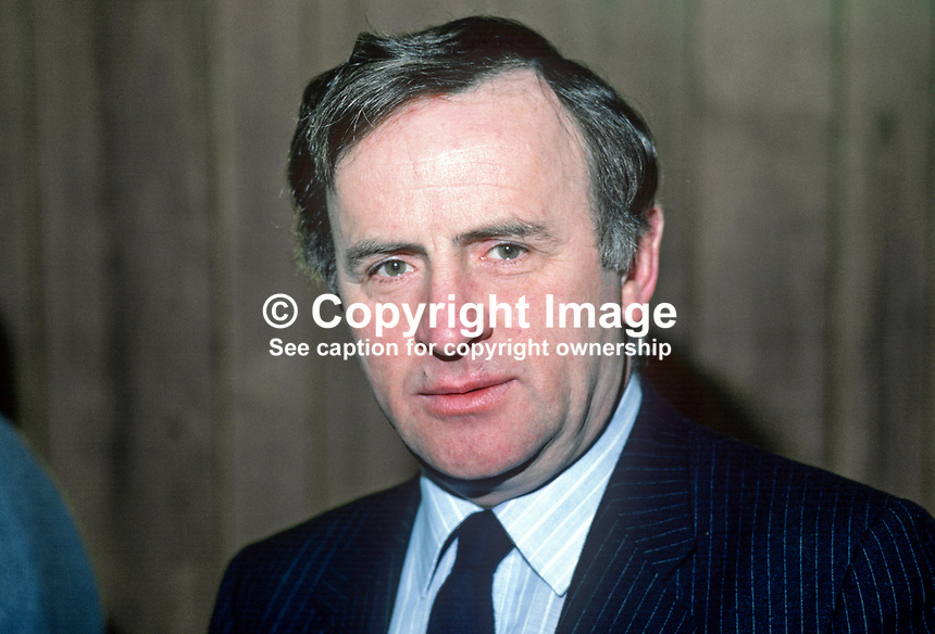 John Carson, assemblyman, North Belfast, N Ireland, UK, 19840031JC..Copyright Image from Victor Patterson, 54 Dorchester Park, Belfast, UK, BT9 6RJ..Tel: +44 28 9066 1296.Mob: +44 7802 353836.Voicemail +44 20 8816 7153.Skype: victorpattersonbelfast.Email: victorpatterson@me.com.Email: victorpatterson@ireland.com (back-up)..IMPORTANT: If you wish to use this image or any other of my images please go to www.victorpatterson.com and click on the Terms & Conditions. Then contact me by email or phone with the reference number(s) of the image(s) concerned.