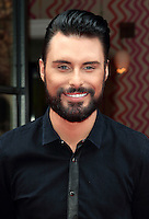 Rylan Clark at the Press launch of 'The X Factor' 2016 at the Ham Yard Hotel, London on 25th August 2016<br /> CAP/ROS<br /> &copy;Ross/Capital/MediaPunch