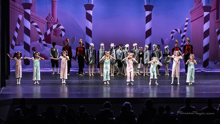 "Cary Ballet Evening Performance ""Visions Of Sugarplums"", Cary Arts Center, Cary, North Carolina, 15 Dec 2012"
