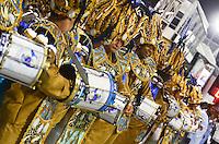 SAO PAULO, SP, 20 DE FEVEREIRO 2012 - CARNAVAL SP -  NENE DE VILA MATILDE - Desfile da escola de samba Nene de Vila Matilde na terceira noite do Carnaval 2012 de São Paulo, no Sambódromo do Anhembi, na zona norte da cidade, neste domingo. (FOTO: ADRIANO LIMA - BRAZIL PHOTO PRESS).
