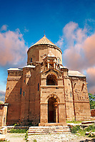 10th century Armenian Orthodox Cathedral of the Holy Cross on Akdamar Island, Lake Van Turkey 65