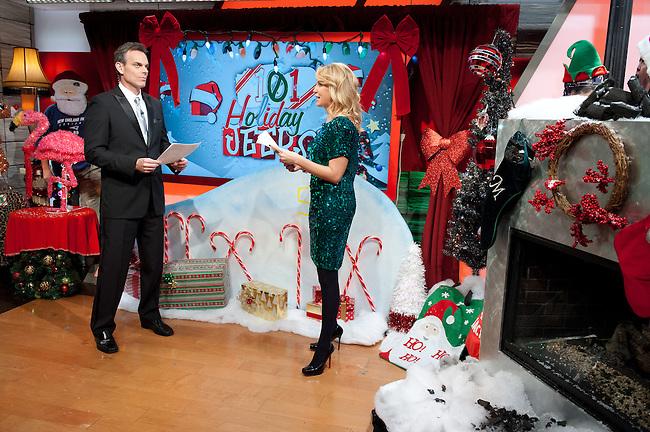 December  22, 2011 - Bristol, CT - Studio B: SportsNation 101 Jeers Special..Credit: Joe Faraoni/ESPN