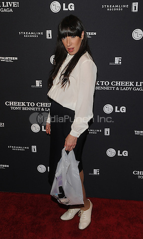 New York,NY-JULY 28: Lady Starlight attend 'Cheek To Cheek' taping at at Jazz at Lincoln Center on July 28, 2014 in New York City on July 27 , 2014.  Credit: John Palmer/MediaPunch
