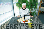 Apprentice Chef final at  IT Tralee on Thursday. Pictured Aoife O'Brien, Killarney Community College