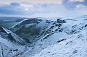 08/12/14<br /> <br /> Vehicles make their way up Winnats Pass near Castleton.<br /> <br /> After overnight snowfall in Debyshire dawn reveals stunning snowscapes across the Peak District.<br /> <br /> ***ANY UK EDITORIAL PRINT USE WILL ATTRACT A MINIMUM FEE OF &pound;130. THIS IS STRICTLY A MINIMUM. USUAL SPACE-RATES WILL APPLY TO IMAGES THAT WOULD NORMALLY ATTRACT A HIGHER FEE . PRICE FOR WEB USE WILL BE NEGOTIATED SEPARATELY***<br /> <br /> <br /> All Rights Reserved - F Stop Press. www.fstoppress.com. Tel: +44 (0)1335 300098