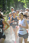 Eagle River's Mary Goodwin placed 36th with a time of  21:18.94 at  the Palmer Invitational Saturday, Sept 2, 2017.  Photo for the Star by Michael Dinneen