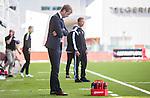 S&ouml;dert&auml;lje 2015-08-01 Fotboll Superettan Assyriska FF - &Ouml;stersunds FK :  <br /> &Ouml;stersunds tr&auml;nare manager Graham Potter ser nedst&auml;md ut under matchen mellan Assyriska FF och &Ouml;stersunds FK <br /> (Foto: Kenta J&ouml;nsson) Nyckelord:  Assyriska AFF S&ouml;dert&auml;lje Fotbollsarena Superettan &Ouml;stersund &Ouml;FK depp besviken besvikelse sorg ledsen deppig nedst&auml;md uppgiven sad disappointment disappointed dejected fundersam fundera t&auml;nka analysera