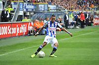 VOETBAL: HEERENVEEN: 15-09-2013,  Abe Lenstra Stadion, SC Heerenveen-FC Groningen, Hakim Ziyech, ©foto Martin de Jong