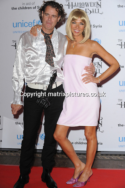 NON EXCLUSIVE PICTURE: PAUL TREADWAY / MATRIXPICTURES.CO.UK<br /> PLEASE CREDIT ALL USES<br /> <br /> WORLD RIGHTS<br /> <br /> Socialite Heather Kerzner attending the UNICEF Halloween Ball at London's One Mayfair.<br /> <br /> OCTOBER 31st 2013<br /> <br /> REF: PTY 137081